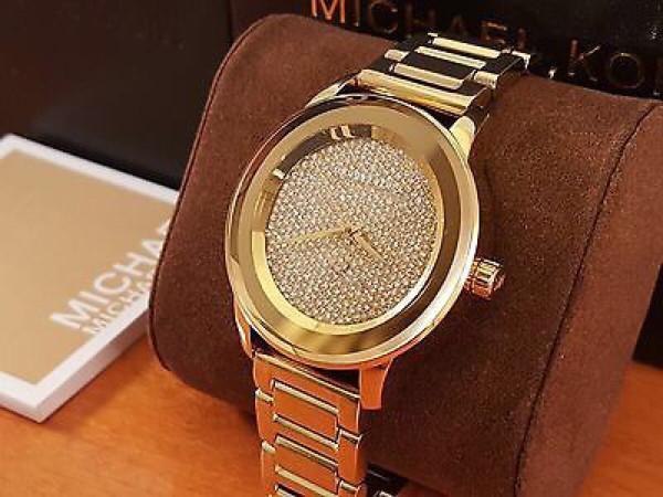 793e9e397ea8 Jual jam tangan wanita merk MICHAEL KORS original BM type MK 5999 ...