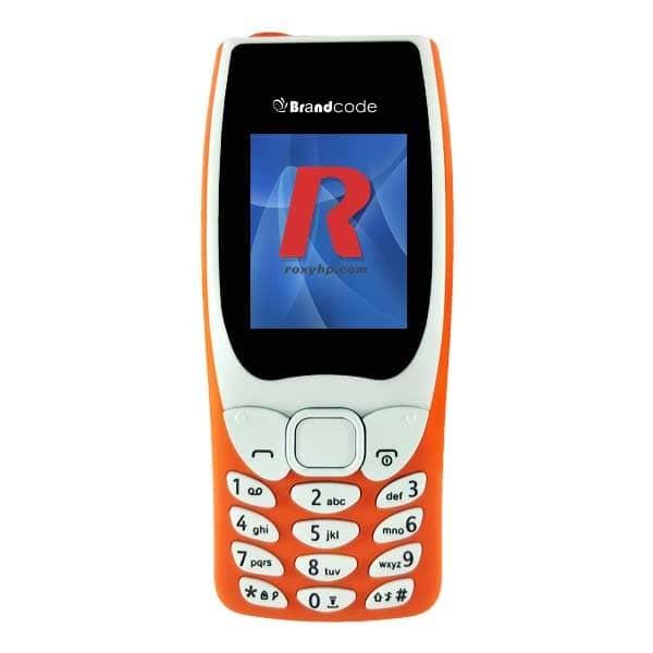 harga Brandcode b8250 [ dual sim] - orange - garansi resmi Tokopedia.com