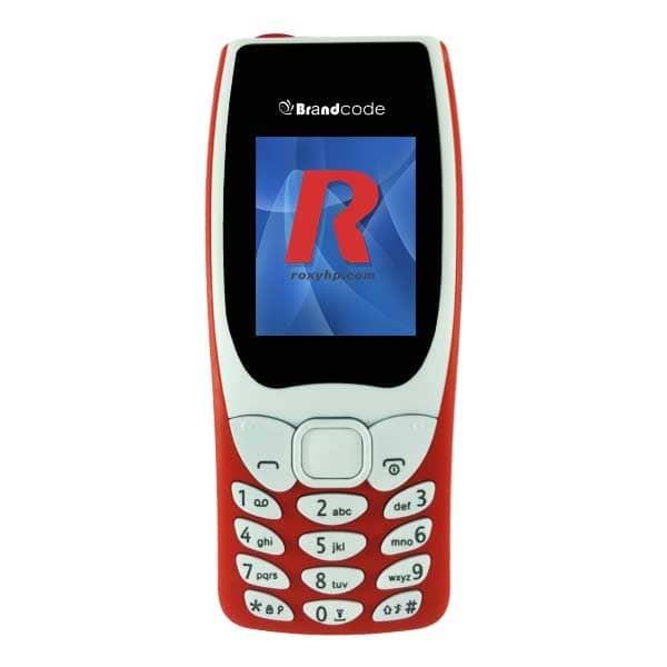 harga Brandcode b8250 [ dual sim] - red - garansi resmi Tokopedia.com