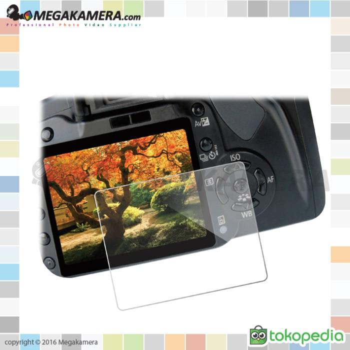 harga 3rd party screen protector 4  for lcd kamera Tokopedia.com