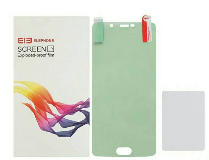 harga Elephone s7 non-glass film shock shield ultrastrong soft Tokopedia.com