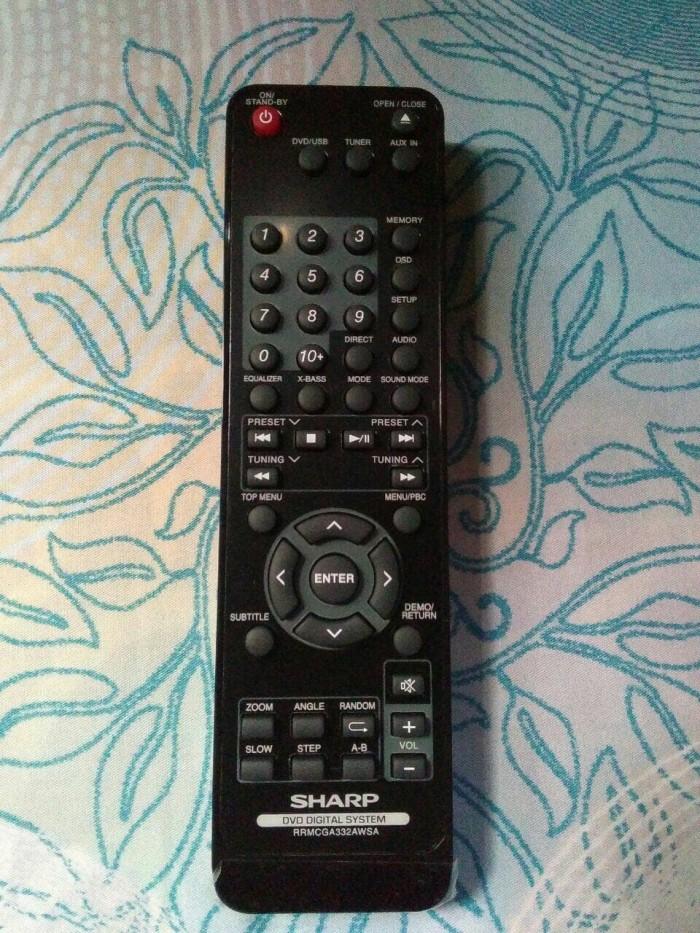 Harga Remote Home Theater Sharp Original 100 Asli Harga Rp 199.000 -. Source · Sharp