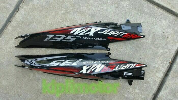 harga Cover body samping kiri kanan yamaha jupiter mx new 135 Tokopedia.com