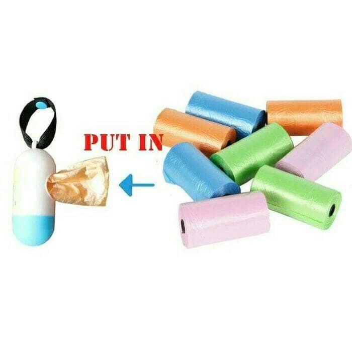 harga Kantong plastik sampah popok/kantong plastik diaper bayi Tokopedia.com