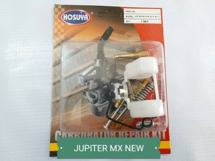 Jual Repair Kit Karburator Jupiter Mx New Komplit Pelampung Karburator Kota Medan Gsmotorsport Tokopedia