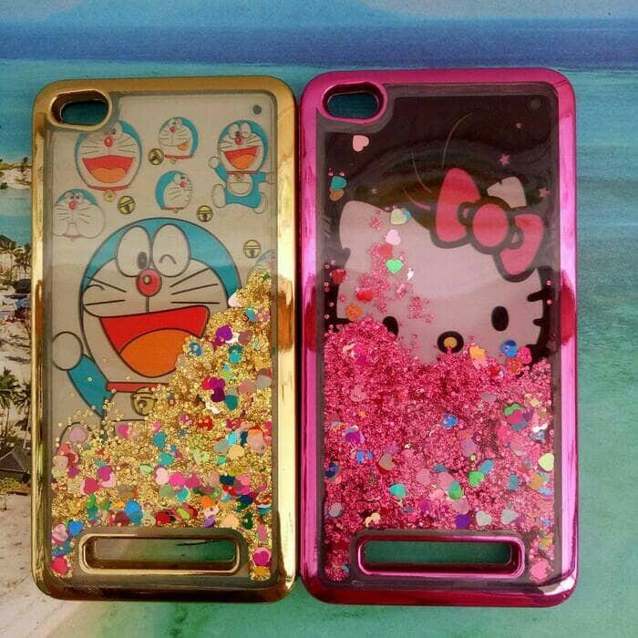 XIAOMI Redmi 4A Softcase Water Glitter