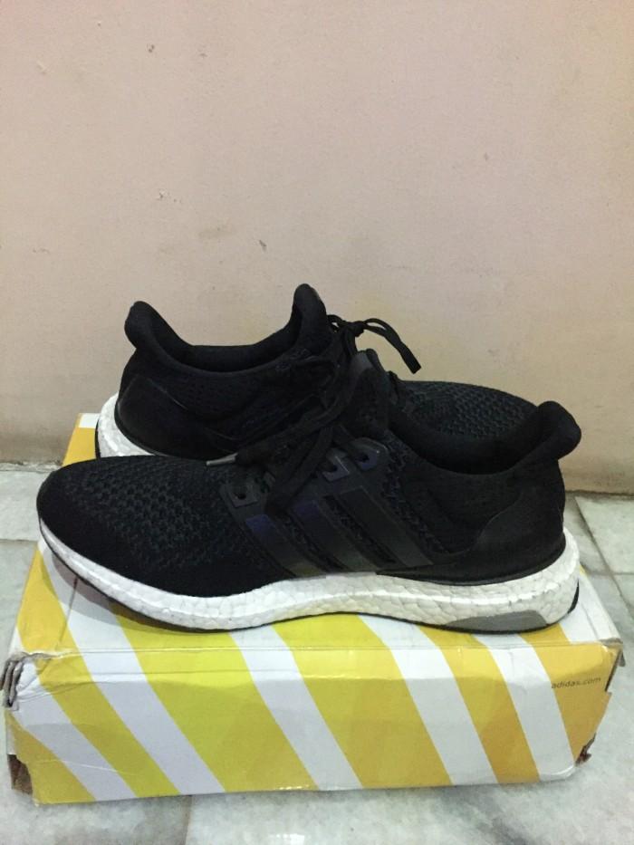 b3a39313701c2 Jual Ultraboost   Ultra Boost 1.0 Core Black - Kota Bekasi ...