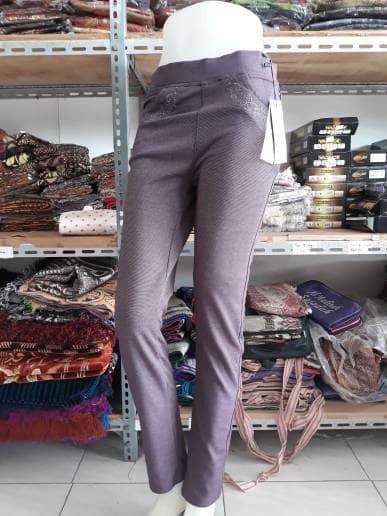 Jual Celana Panjang Wanita Merk Saya Celana Legging Saya M Black Kab Tegal Toko An Nabawi Tokopedia