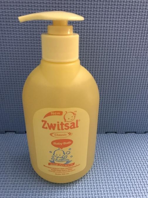 harga Zwitsal classic sabun cair mandi anak bayi baby 300 ml Tokopedia.com