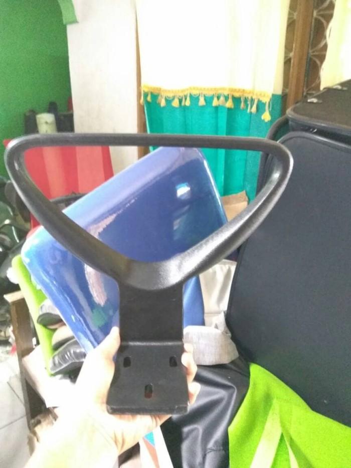 Arm rest / tangan kursi staff / sekretaris oval