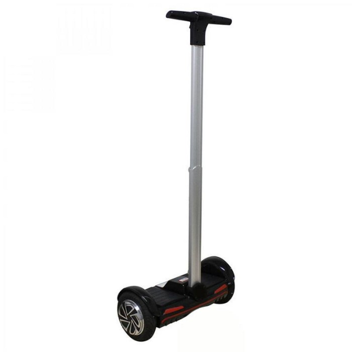 harga Hoverboard handle bar smart endurance electric unicycle scooter 8 inch Tokopedia.com
