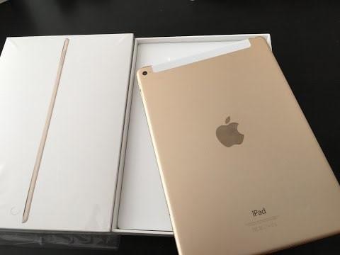 harga Ipad air 2 gold internal 16 gb / wifi - cellular / garansi inter Tokopedia.com