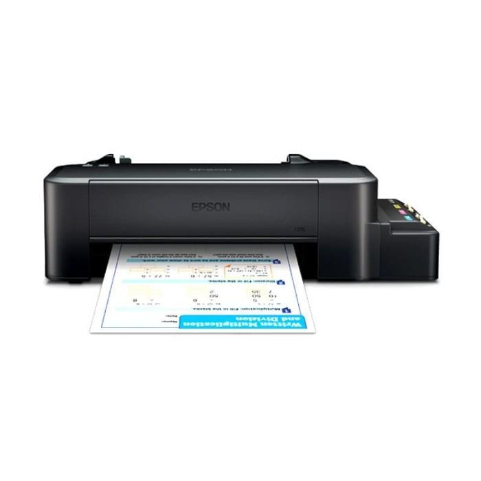 harga Printer epson l120 ink jet mfp garansi resmi l 120 Tokopedia.com
