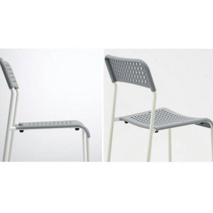 Ikea adde kursi dengan sandaran pilihan warna