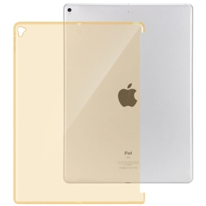 Jual Transparent Tpu Case Ipad Pro 12 9 2017 Gold Chofash588 Shop