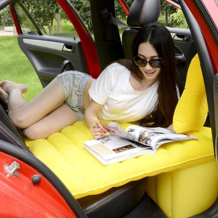 harga Matras mobil kasur angin mobil tempat tidur car bed indoor sofa 6 in 1 Tokopedia.com