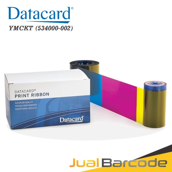 harga Ribbon color datacard sp25 | sd260 | sd360 | sp25+ | ymckt 534000-002 Tokopedia.com