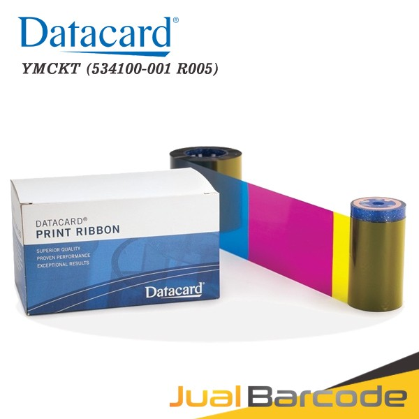 harga Ribbon warna color datacard sd160 - sd 160 - ymckt 534100-001-r005 Tokopedia.com