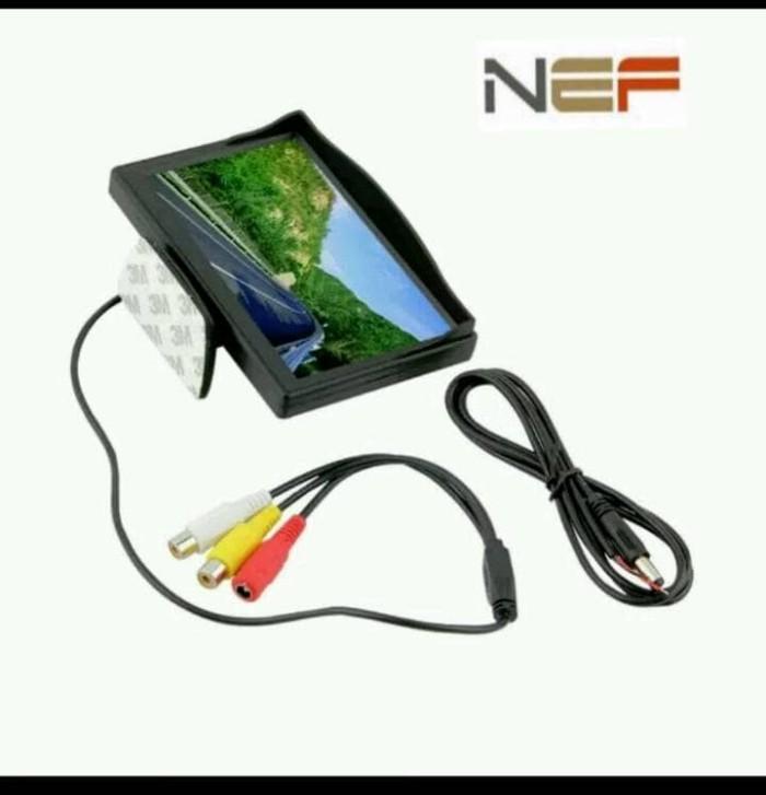 harga Monitor mini 4.3 inci bisa buat tracking satellite display cctv mini Tokopedia.com