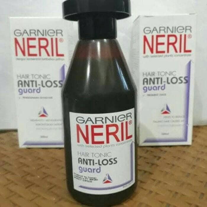 harga Garnier neril hair tonic anti loss guard 200ml- tonik rambut rontok . c09fd92588