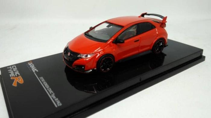 harga Diecast miniatur mobil honda civic type r merah Tokopedia.com