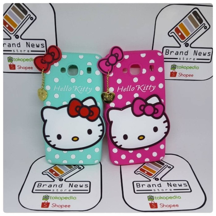 harga Case 3d hello kitty redmi 2/s/karakter/soft/silikon/3d Tokopedia.com