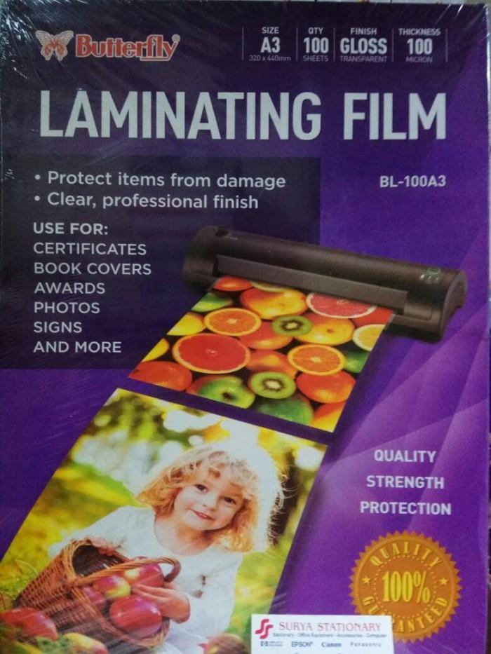 harga Paper kertas laminating film folio Tokopedia.com