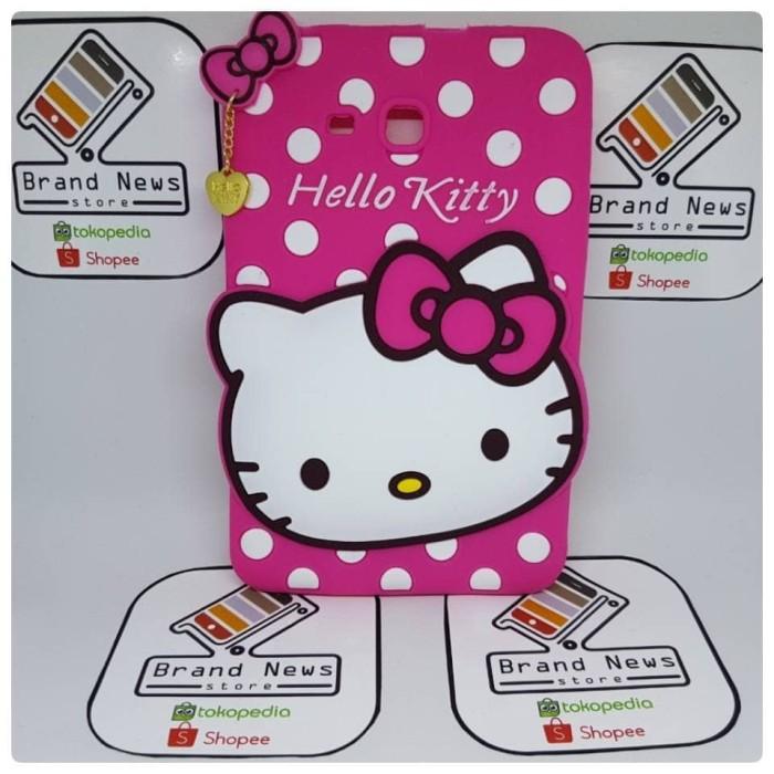 harga Case hello kitty samsung tab 3v/t116/karakter/soft/silikon/3d Tokopedia.com