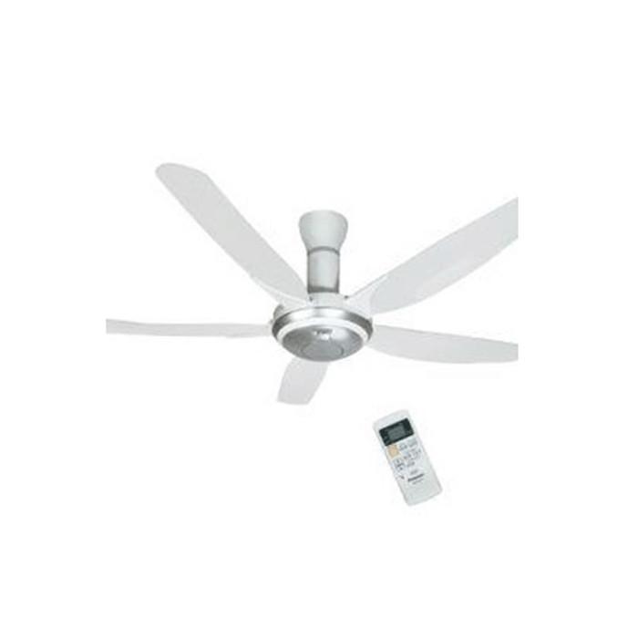 Kipas Angin Ceiling Fan Panasonic 5 Blade 60 Inch Remote F60 Pzn Ori