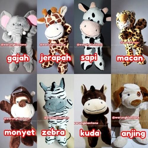 harga Boneka tangan (hand puppet) 30cm by seulgi yelvo Tokopedia.com