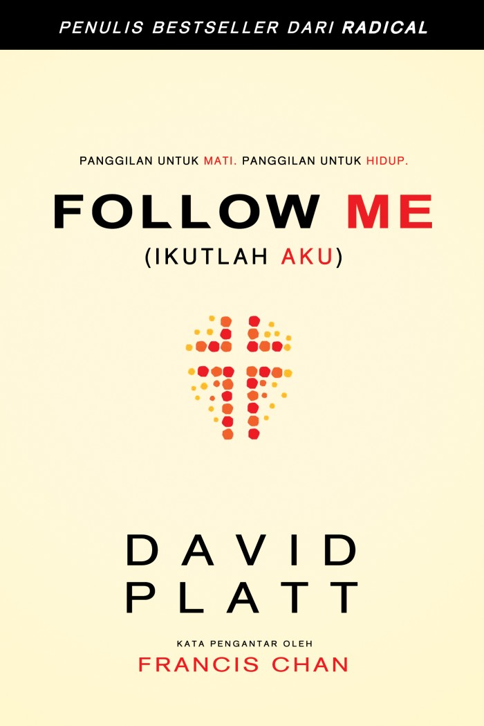 Foto Produk buku follow me by david platt dari Penerbit Gloria JKT
