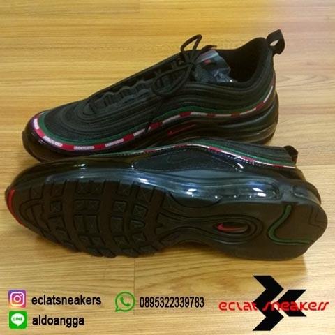 Jual Jual Nike Air Max 97 OG Black x UNDFTD Original New DKI Jakarta Eclat Sneakers | Tokopedia