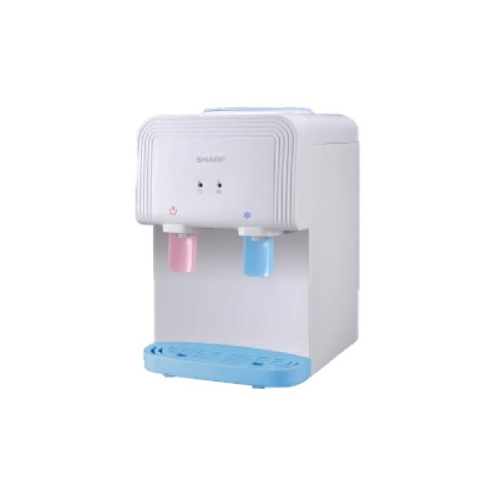 harga Sharp - dispenser hot and cold blue swdt40cbl Tokopedia.com