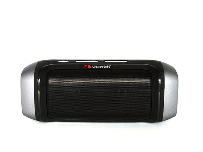 harga Nakamichi my pawa speaker bluetooth with power bank - hitam Tokopedia.com