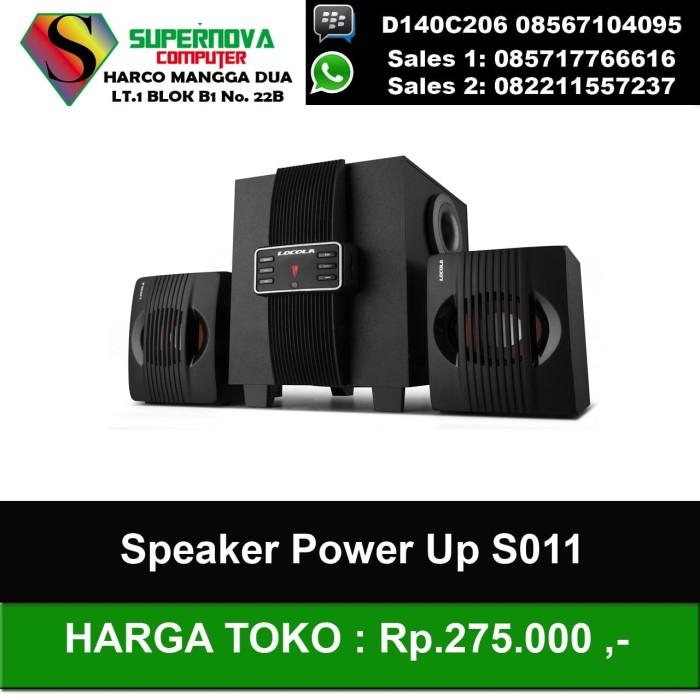 harga Speaker power up s011 Tokopedia.com