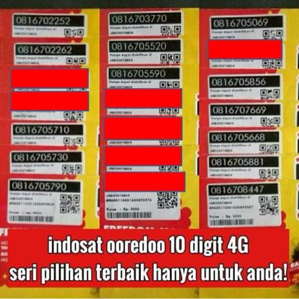 Info Kartu Indosat Hargano.com