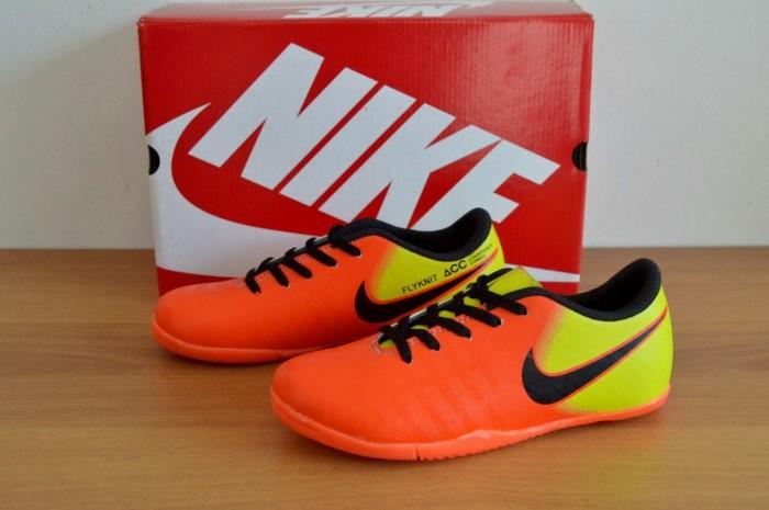 harga Sepatu futsal anak nike futsal orange size.32-38 Tokopedia.com