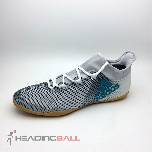 Jual Sepatu Futsal Adidas Original X Tango 17.3 IN Grey Energy Blue ... 7f116327d5800