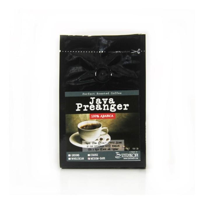 harga Kopi arabika java preanger 100 gram - bubuk / biji - arabica coffee Tokopedia.com