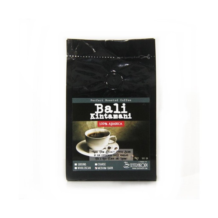 harga Kopi arabika bali kintamani 100 gram - biji / bubuk - arabica coffee Tokopedia.com