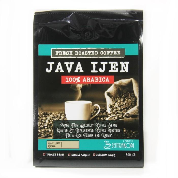 harga Kopi arabika java ijen 500 gram - bubuk / biji - arabica coffe Tokopedia.com