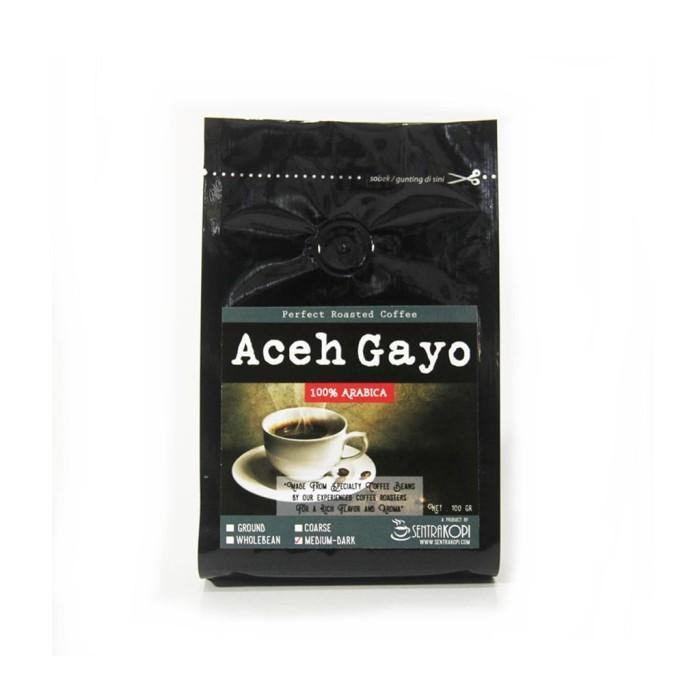 harga Kopi arabika aceh gayo 100 gram - bubuk / biji -  arabica coffee Tokopedia.com