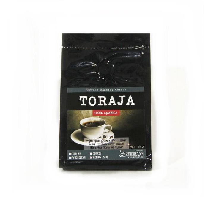 harga Kopi arabika toraja sapan 100 gram - bubuk / biji - arabica coffee Tokopedia.com