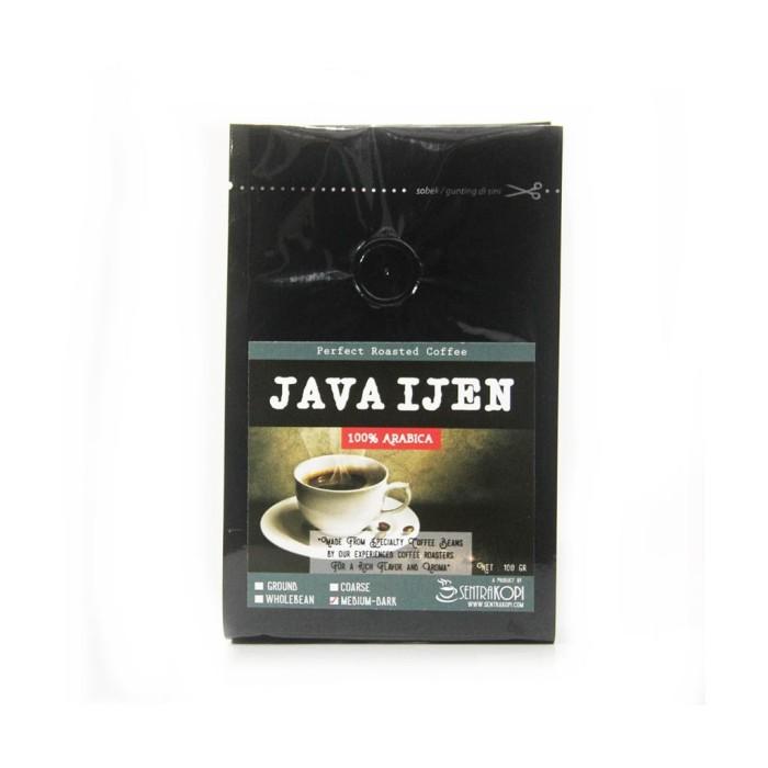 harga Kopi arabika java ijen 100 gram - bubuk / biji - arabica coffee Tokopedia.com