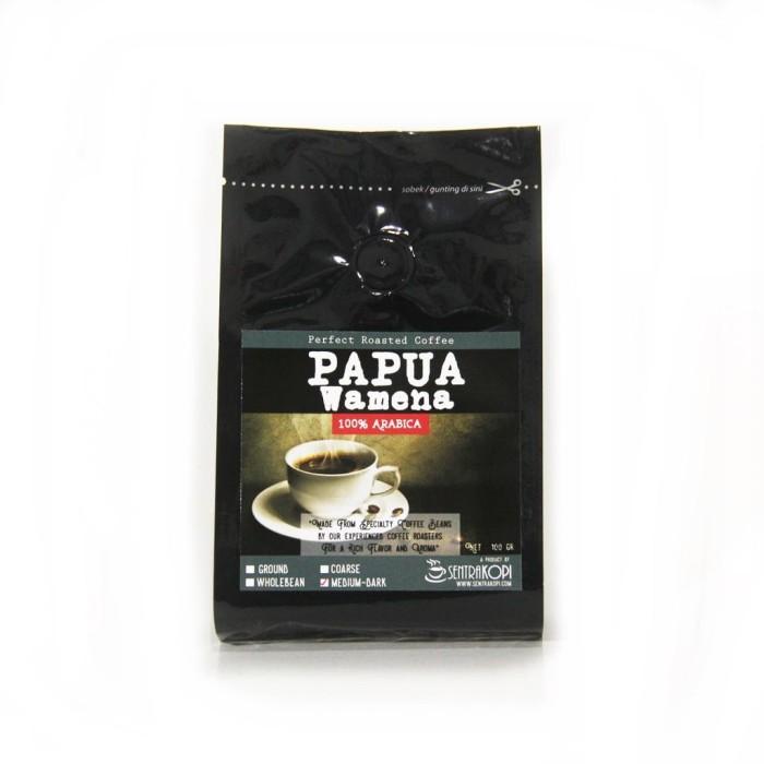 harga Kopi arabika papua wamena 100 gram - bubuk / biji - arabica coffee Tokopedia.com