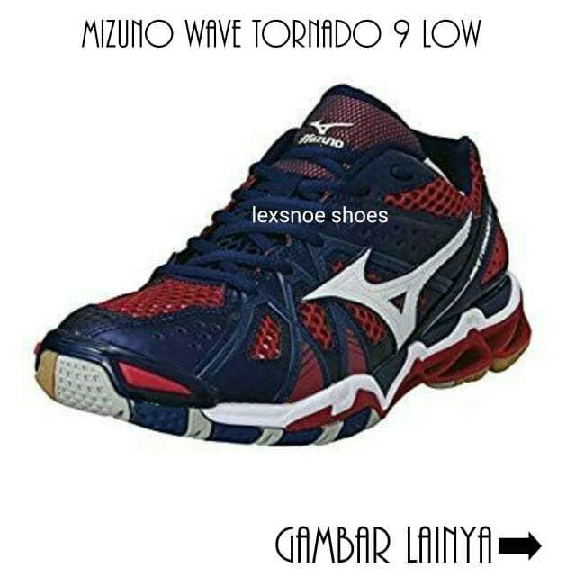 harga Original sepatu volley mizuno wave tornado 9 low Tokopedia.com