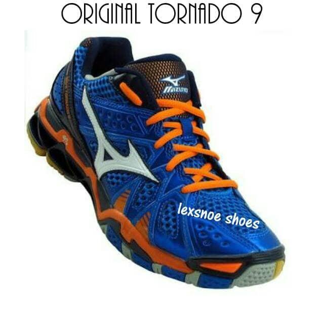 Jual asli original sepatu volley mizuno wave tornado 9 low - lexsnoe ... 285d16c26e