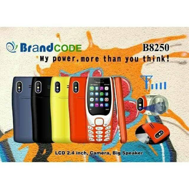 harga Brandcode b-8250 brandcode b8250 dual sim ( 2.4  ) Tokopedia.com