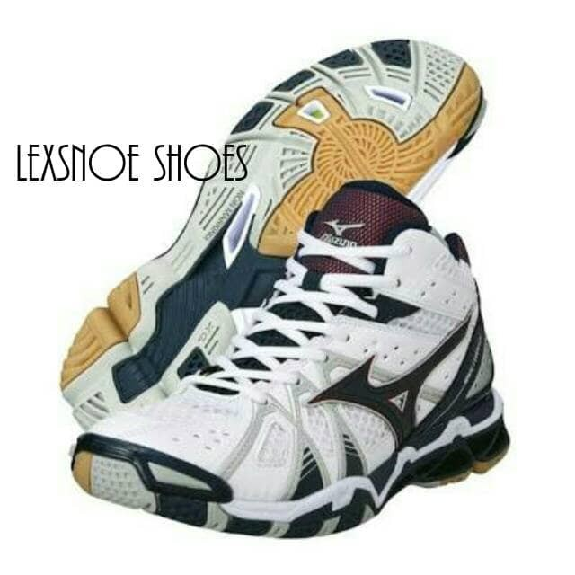 Asli original sepatu volley mizuno wave tornado 9 1212cfde3d