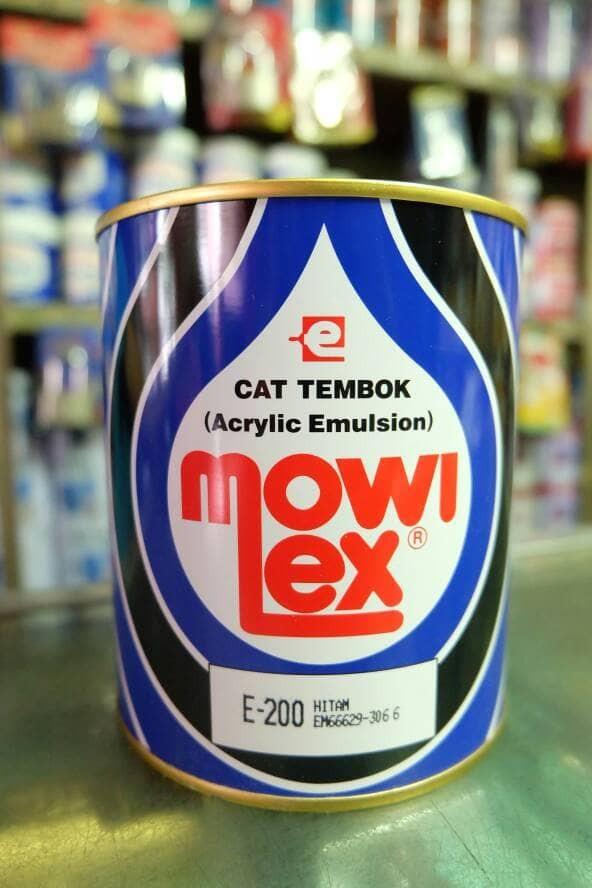 harga Cat tembok mowilex 1kg warna standar Tokopedia.com